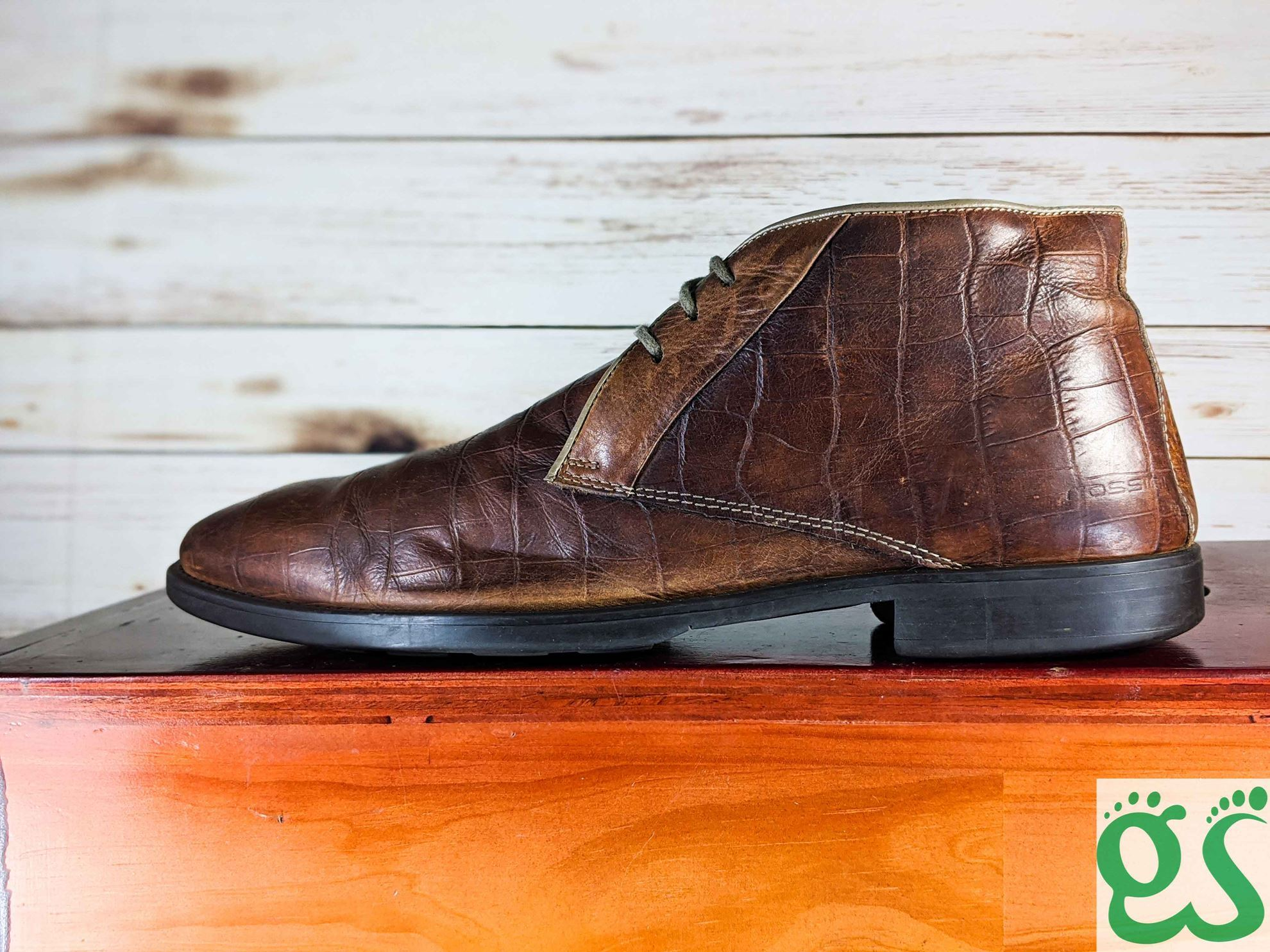 Hình ảnh của ROSINI LEATHER SHOES (MADE IN  ITALY )