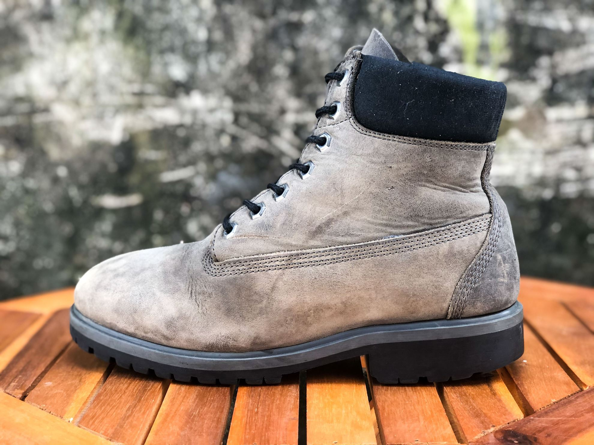 Hình ảnh của LEATHER  BOOTS ( MADE ITALY)