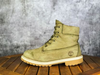 Hình ảnh của TIMBERLAND A24PS ANKLE BOOTS IN OLIVE